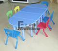 mesas cadeiras de jardim de infância