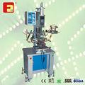 Máquina de estampación en caliente de cuero automático en venta