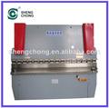 Wc67y/k 500t/5000 automática de aceite hidráulico de freno de la prensa de la máquina herramienta
