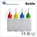 Líquido para cigarrillo botella de plástico de la aguja de recarga e-líquido e-cig Líquido electrónico jugo thc por mayor China