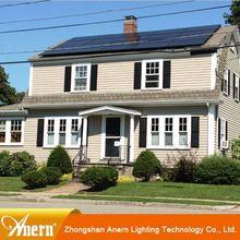 Residencial off- red de energía solar generador de energía solar home system