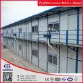 modular casa prefabricada de acero de la estructura de la vivienda