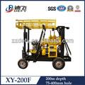 Facile à utiliser xy-200f puits d'eau de forage à vendre