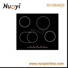 Vidrio de cerámica con estufa 4 plana ny-de4023 hornillos