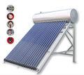 tubo de cobre interno para el calentador de agua solar de intercambio de calor