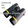 binoculares de ed