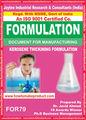 fórmula documento para hacer queroseno formulación engrosamiento