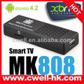 Android tv 4.2.2 mini caja de la pc