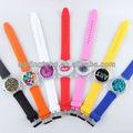 oriente medio de la moda de silicona reloj los proveedores de china
