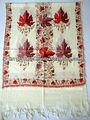 bordado pashmina bufandas