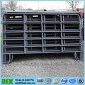 mejor venta de servicio pesado tubo cuadrado galvanizado alambre de los paneles de caballo