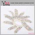 nueva moda de cristal de diamante de imitación apliques