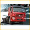 nuevo 336hp howo 6x4 tractor de camiones para la venta