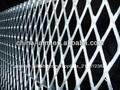 De espesor galvanizado malla de metal desplegado precio/heavy duty fábrica de metal expandido