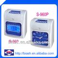 De la marca aibao electrónico registrador de hora, s-960