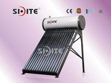 2014 MÁS NUEVA universal a presión solar calentador de agua caliente