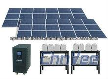 2013 nuevo diseño sistema de la energía solar