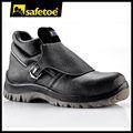 Equipo de seguridad minera, a prueba de uñas botas de seguridad m-8181