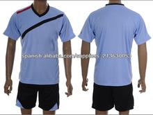 Por encargo camisetas de fútbol/uniformes con la impresión de sublimación
