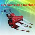 el nuevo técnico para la cosecha de arroz de la máquina