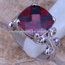 venta al por mayor anillo de veneno de anillos de la joyería anillo de piedra única