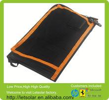 cargador portátil solar para móviles / cargador solar a prueba de agua /banco de la energía del cargador so6 para el iPhone y el