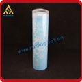 envases tubo del cilindro de plástico para regalo