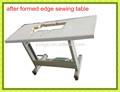 máquina de coser industrial de mesa