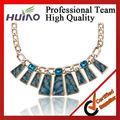 caliente de la moda collares joyas de fantasía importar bisuteria china