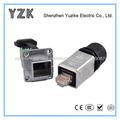 china conector manufaturer suministro rápido conectar la manguera conector ip65 impermeable pcb plástico conector de vivienda