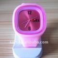 Nueva marca de moda de las ss. Com reloj de silicona para los niños