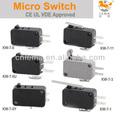 Kw-7-11 contacto de plata de metal liso palanca microinterruptores saia- burgess alternativa burgess micro interruptor