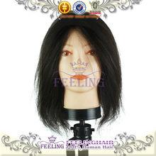 peruca feminina moda cabeça mannequin da exposição