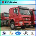 Sinotruk howo a7 370hp 6*4 caminhão trator cabeça