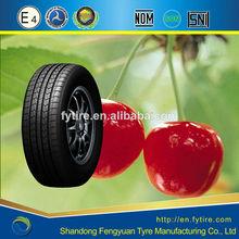 nueva radial pcr de los neumáticos fabricados en la fábrica de china