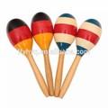 instrumentos musicales de madera juguetesparabebés madera maracas de la liga