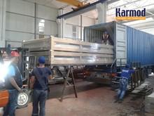 Edificios Modulares Portátiles Flatpack - KARMOD