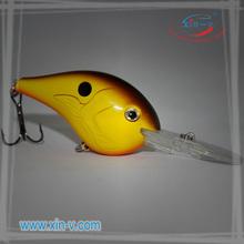cromática señuelo de la pesca manivela cebo de pesca jigging venta al por mayor