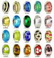 l'ordre de mélange toutes sortes 100pcs/lot perles de verre lampwork bijoux femmes pour valentine