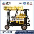 XY-200F de perforación de la máquina para la base de muestreo