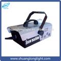 De alta calidad de la máquina de nieve, 600w artificial de la máquina de nieve, efecto etapa equipo