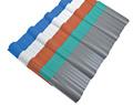 Melhor venda de pvc anti- corrosão composto sintético telha de telhado espanhola