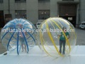 inflable del agua caminando pelota de agua del parque de equipos