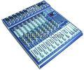 Mezclador autoamplificado audio de la banda del doble 7 con 6 - 24 linea el micrófono