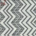 Nylon lana tela de encaje de acrilico