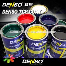 Excelente resistente a la intemperie- 1k color plata de pintura de coches