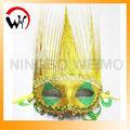 máscara de la moda para el partido