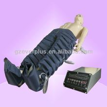 botas de presoterapia drenaje linfático de la máquina de masaje