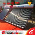 china patented all glass heat pipe Solar water heater