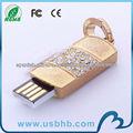 cristal de impulsión del flash del USB